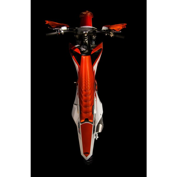 Acerbis X-SEAT RACING KTM (orange) Ülés