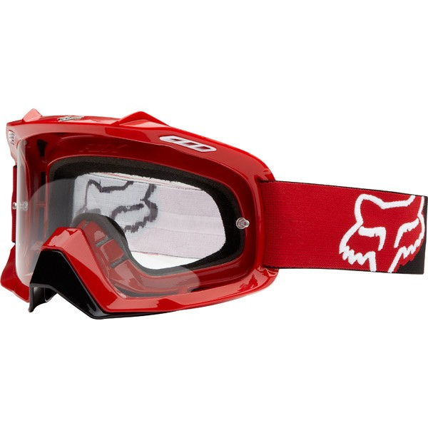 FOX AIRSPC killa (red-clear) MX Szemüveg