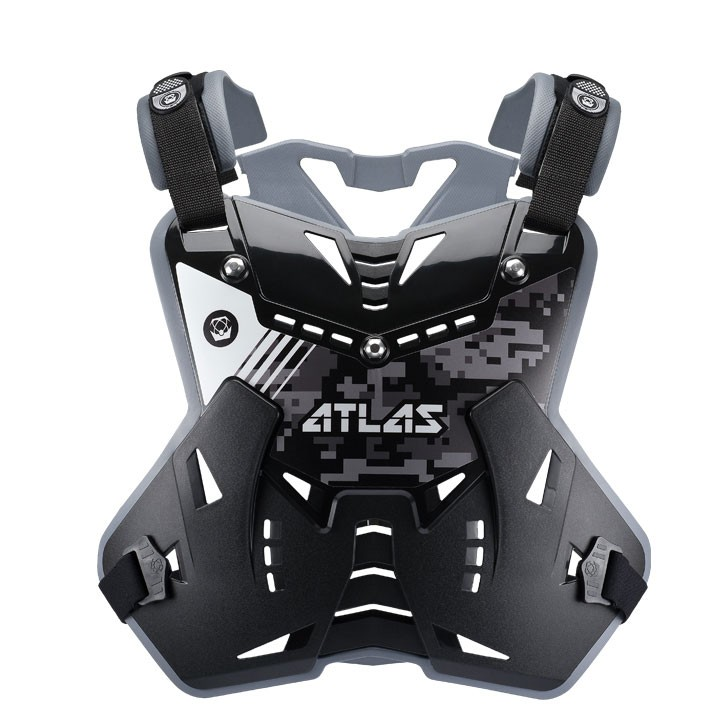 Atlas Brace Defender Digital Stealth Mellpáncél