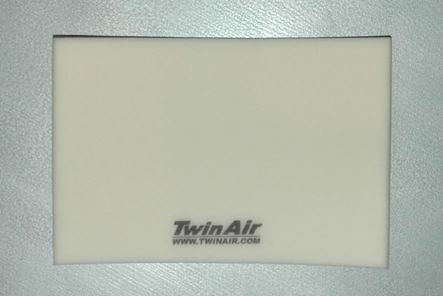 Twin Air Mud Deflector Szivacs