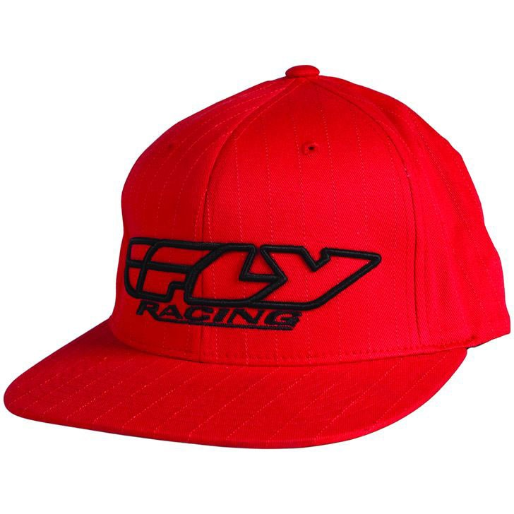 FLY Corp Pin-Stripe (red) Sapi