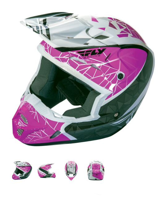 FLY Racing Kinetic Crux Sisak (pink)