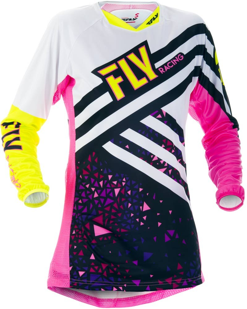 Fly Racing Kinetic Lady Mez (neon-pink)