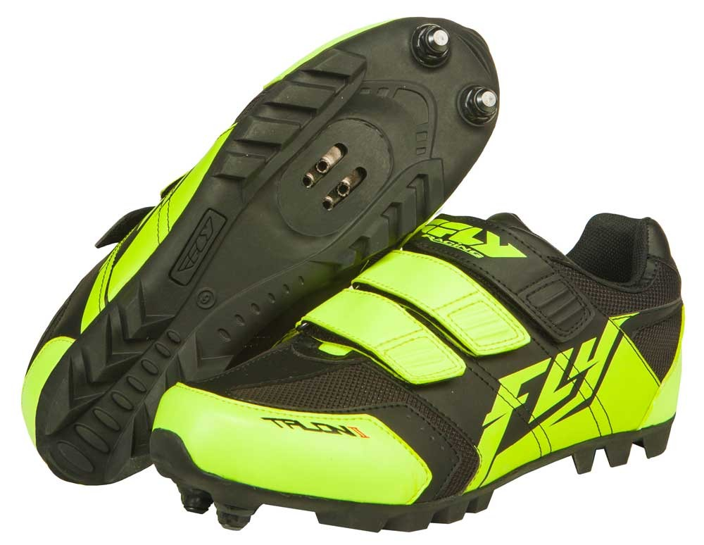 Fly Racing Talon II MTB Cipő (neon)