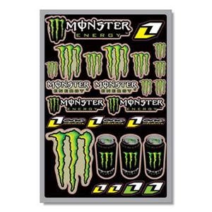 ONE Monster Matrica szett